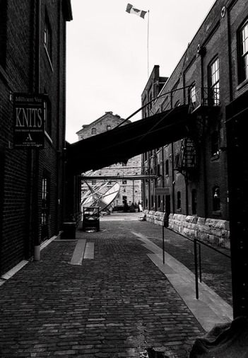 The Distillery - © photo by Sharlene Wallace